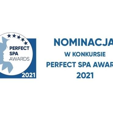 Nominacja do Perfect Spa Awards